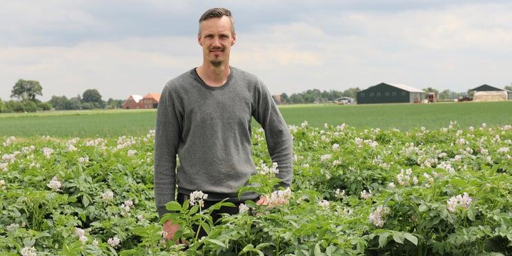 Potato storage without Chlorprofam – Johan Koop