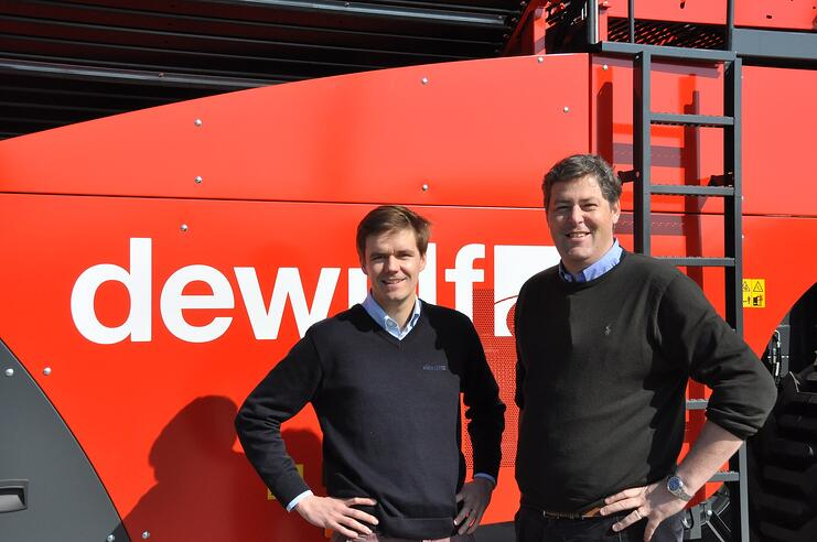 Shareholders Dewulf - Thomas Decan & Hendrik Decramer (1)